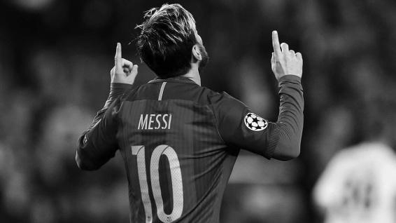 Valdano, Messi